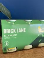 Brick Lane Brewing Brick Lane Backyarder