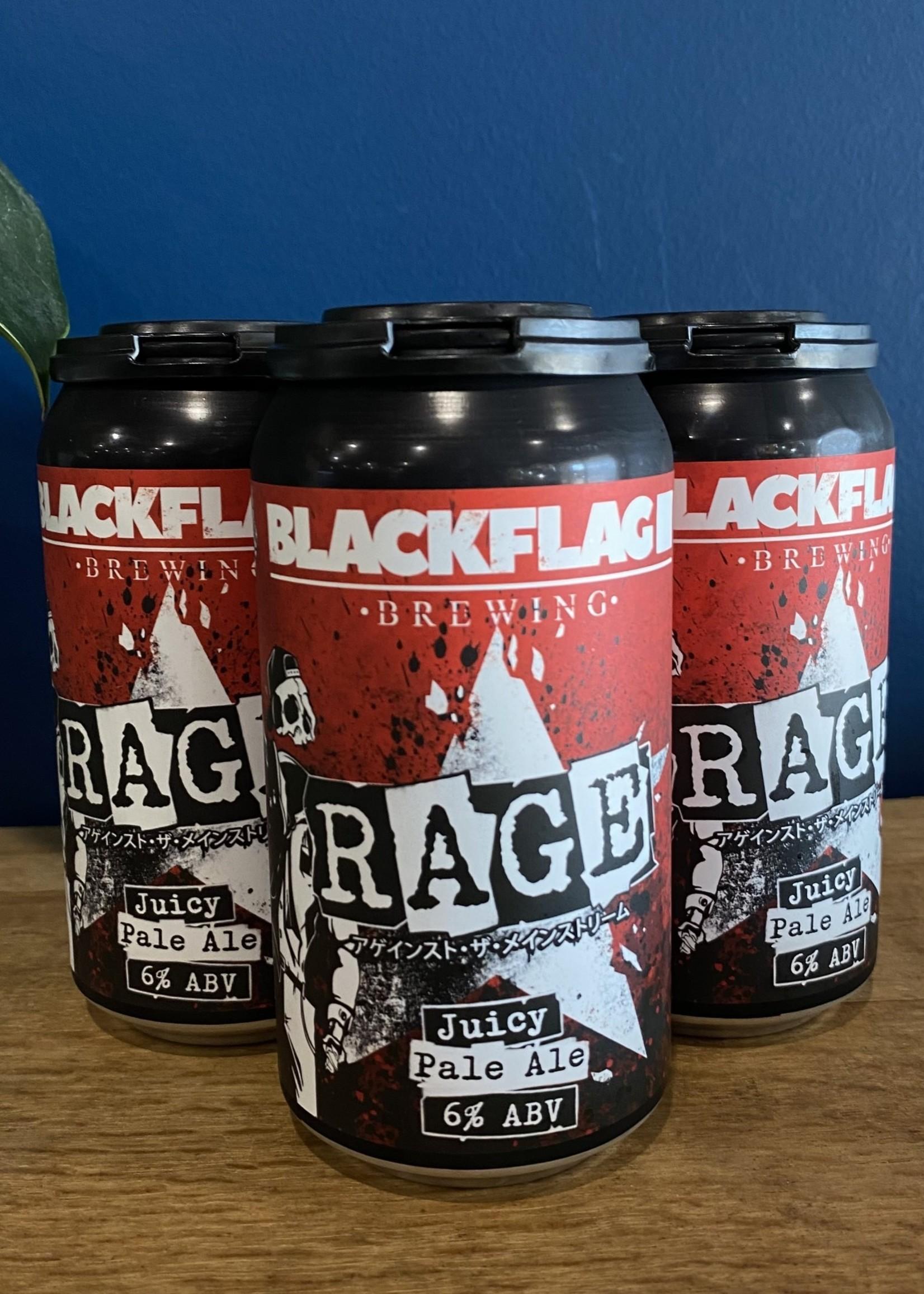 Black Flag Brewing Black Flag 'Rage' Juicy Pale Ale