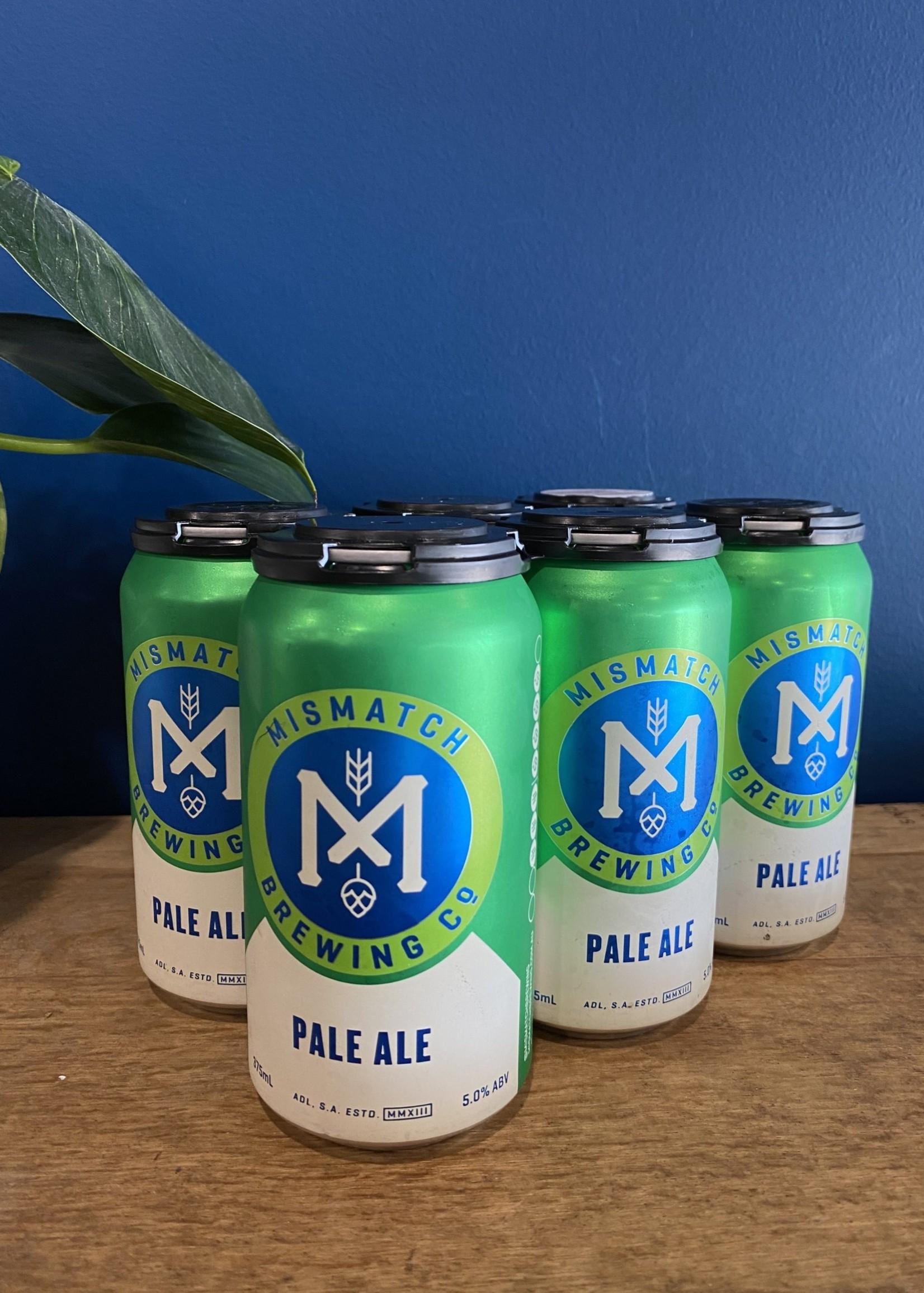 Mismatch Brewing Mismatch Pale Ale