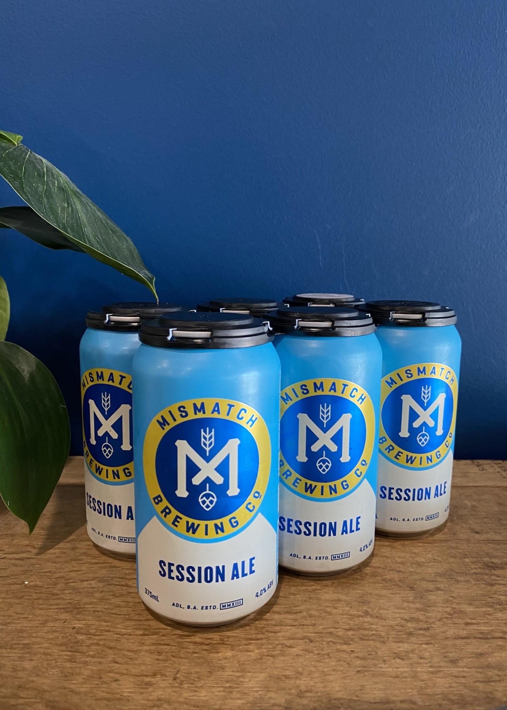 Mismatch Brewing Mismatch Session Ale