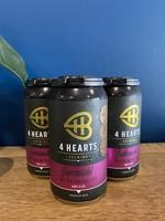 4 Hearts Brewing Super Model Pale Ale