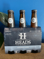 Heads Of Noosa Japanese Lager