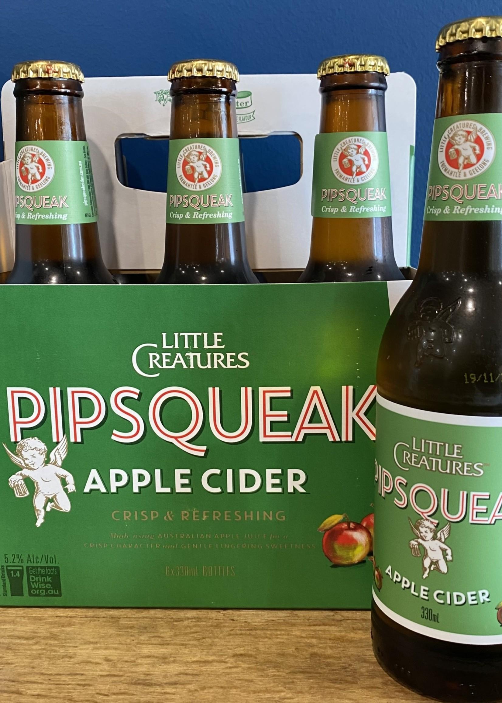 Little Creatures Pipsqueak Apple Cider