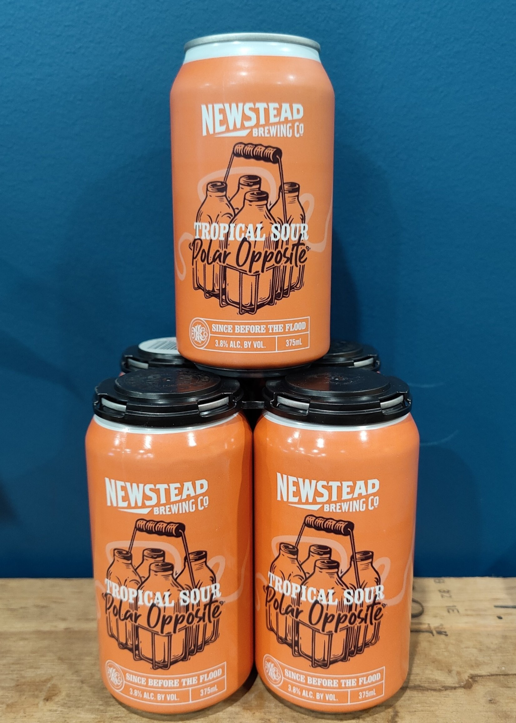 Newstead Brewing Co. Polar Opposite Tropical Sour