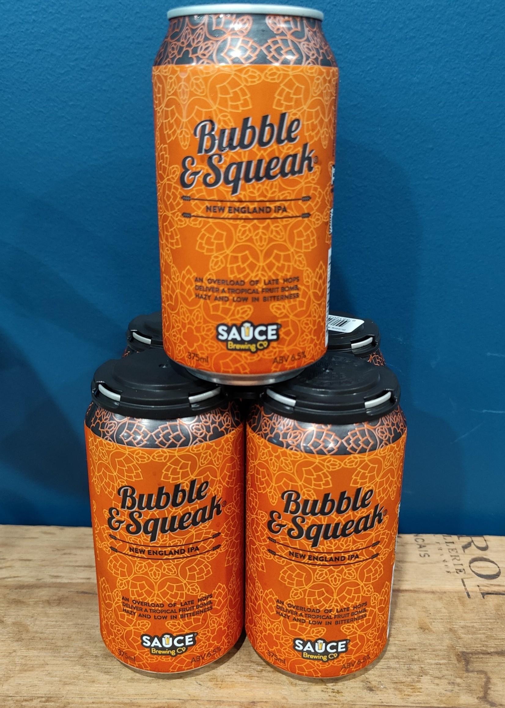 Sauce Bubble n Squeak