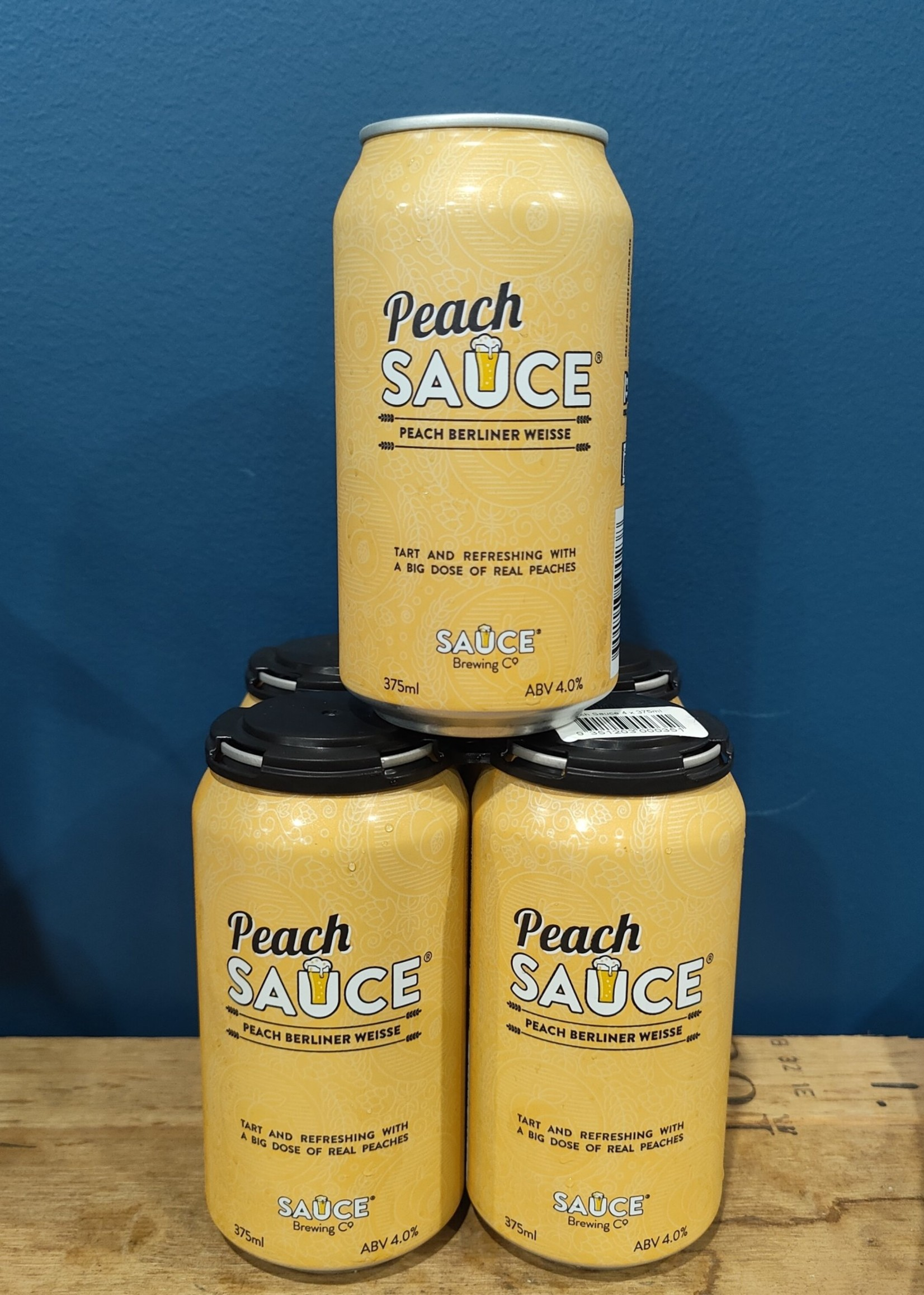 Sauce Peach Sauce