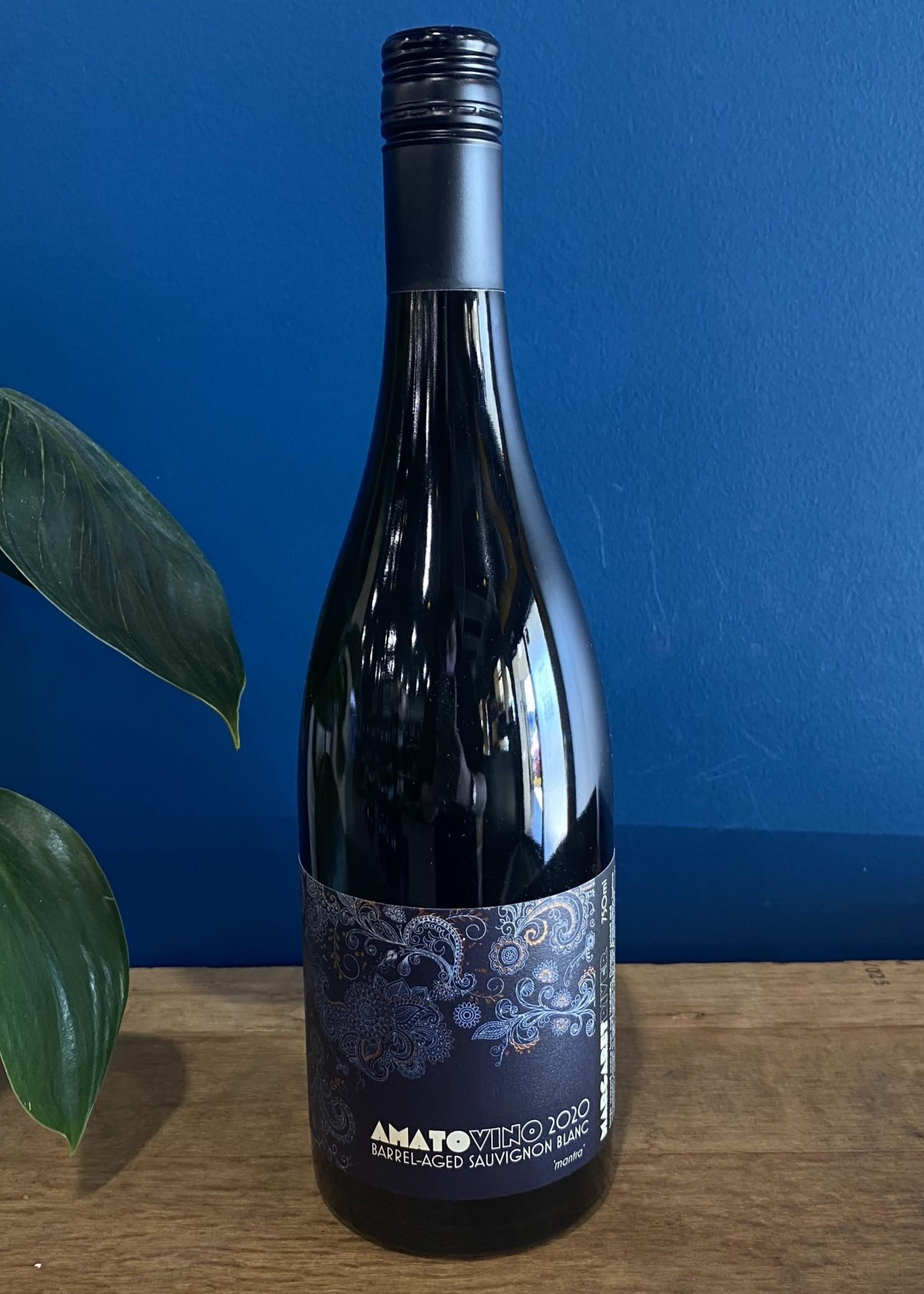 Amato Vino Amato Vino Barrel Aged Sauvignon Blanc