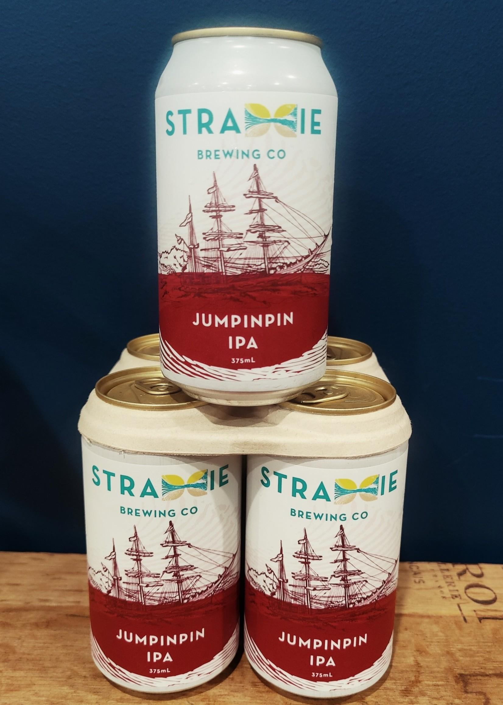 Stradbroke Brewing Co. Jumpinpin IPA