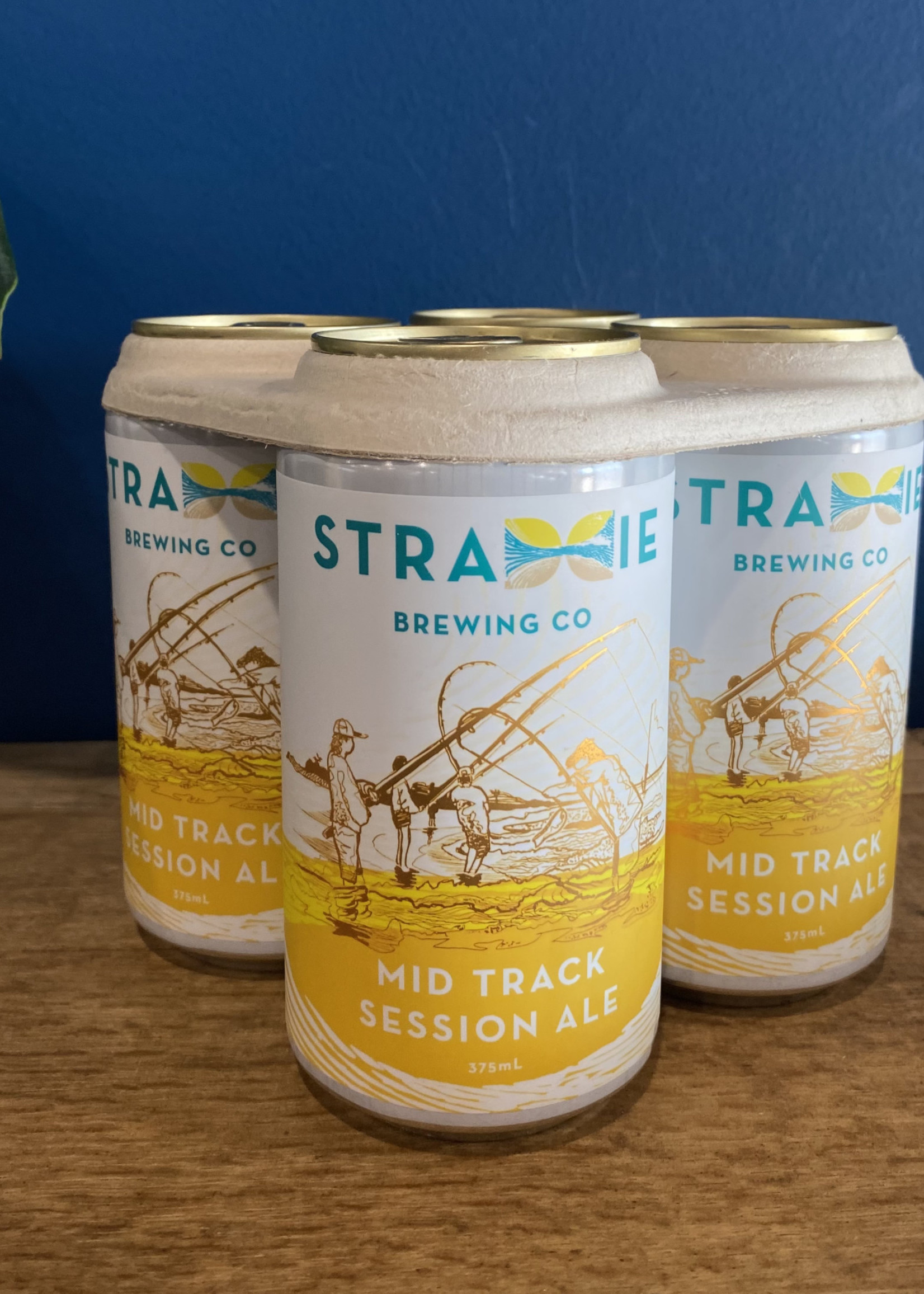 Stradbroke Brewing Co. Mid Track Session Ale