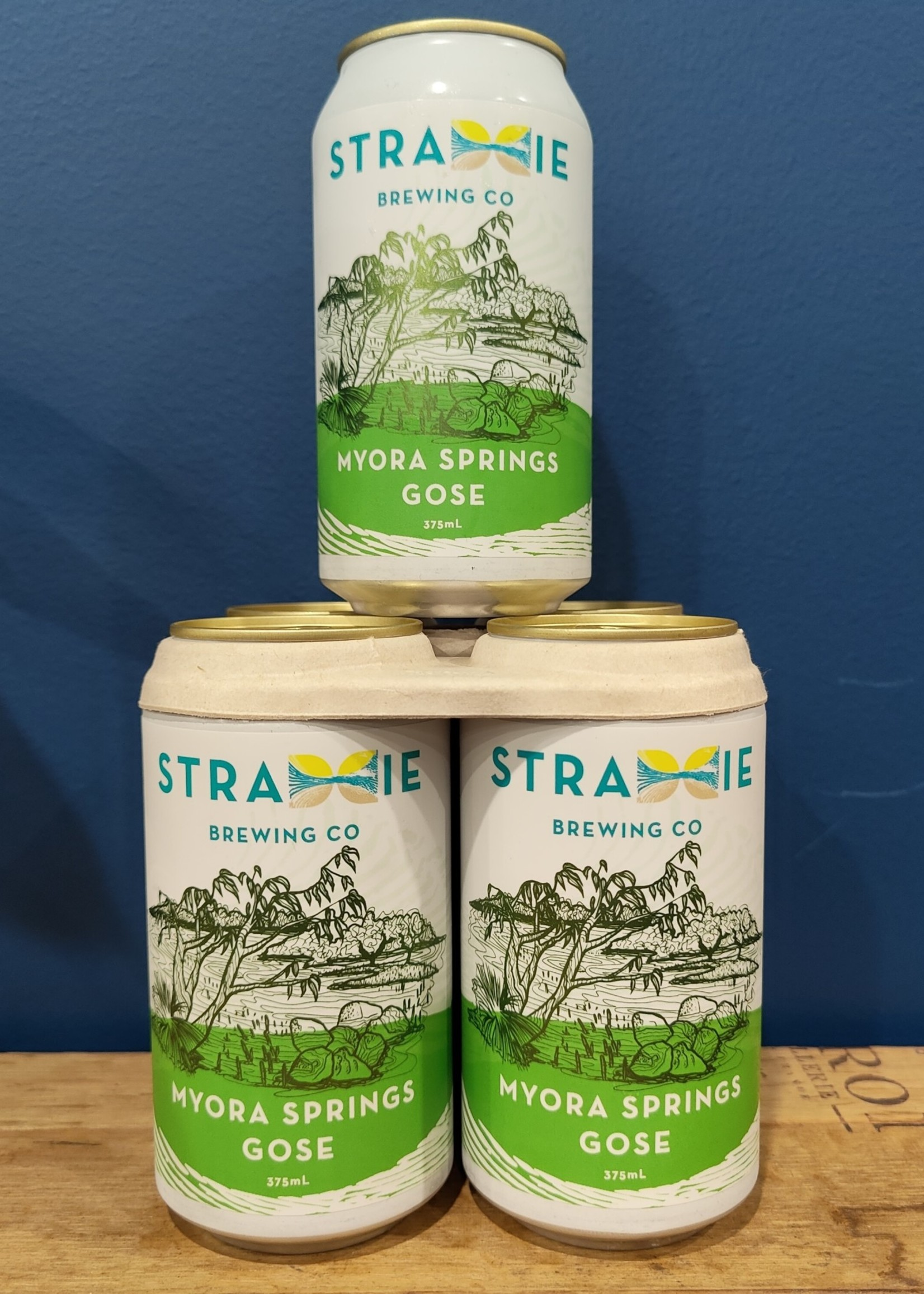 Stradbroke Brewing Co. Myora Springs Gose
