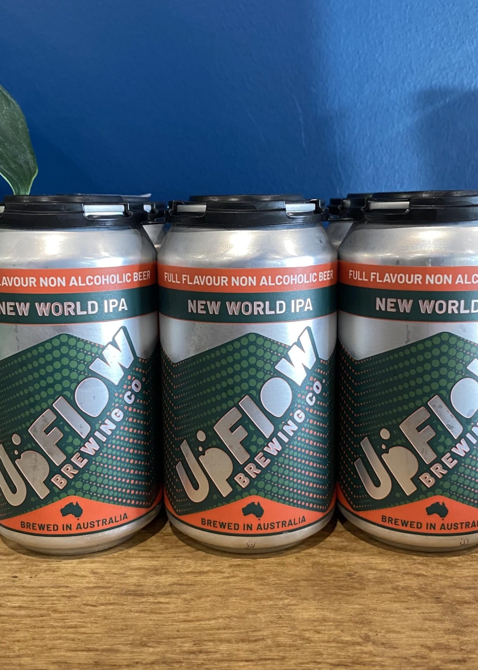 Upflow Brewing Upflow New World IPA 0%