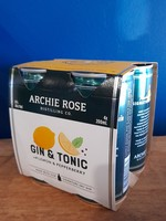 Archie Rose Archie Rose Gin & Tonic