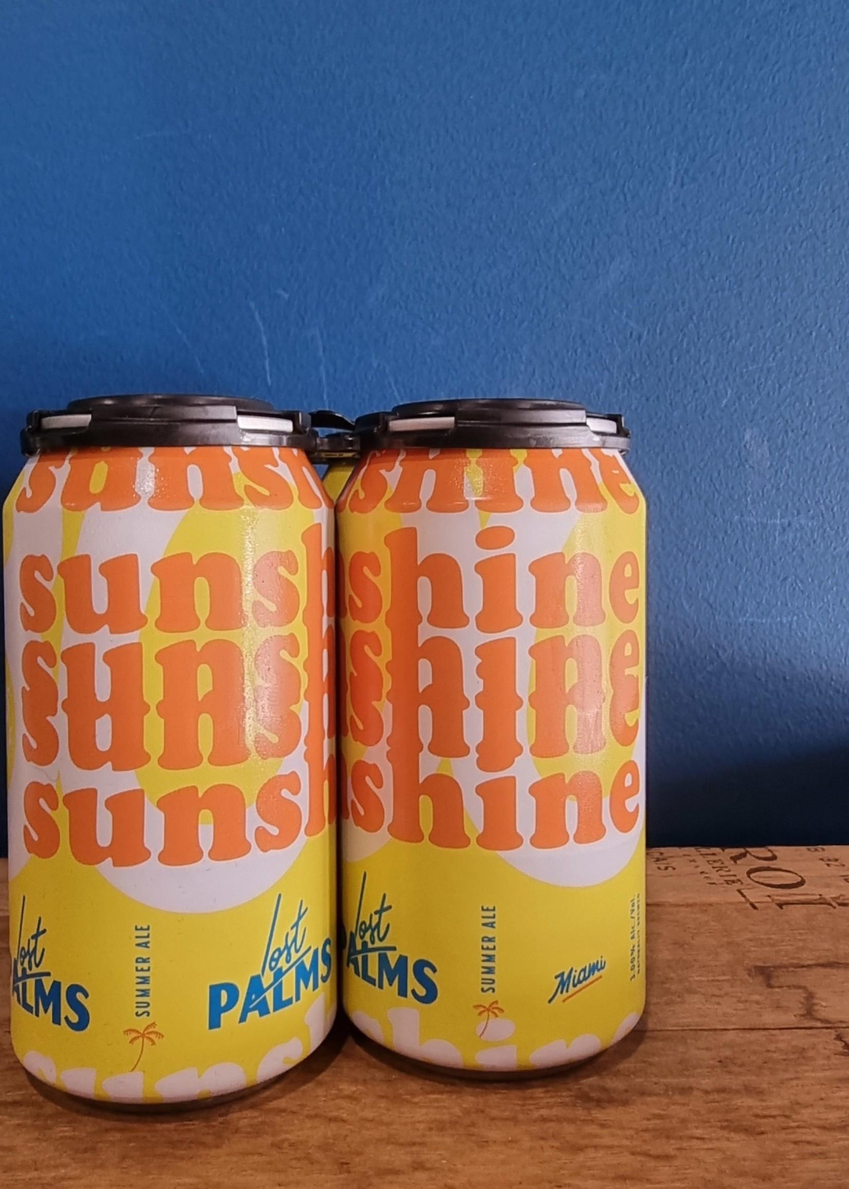 Lost Palms 300 Days of Sunshine