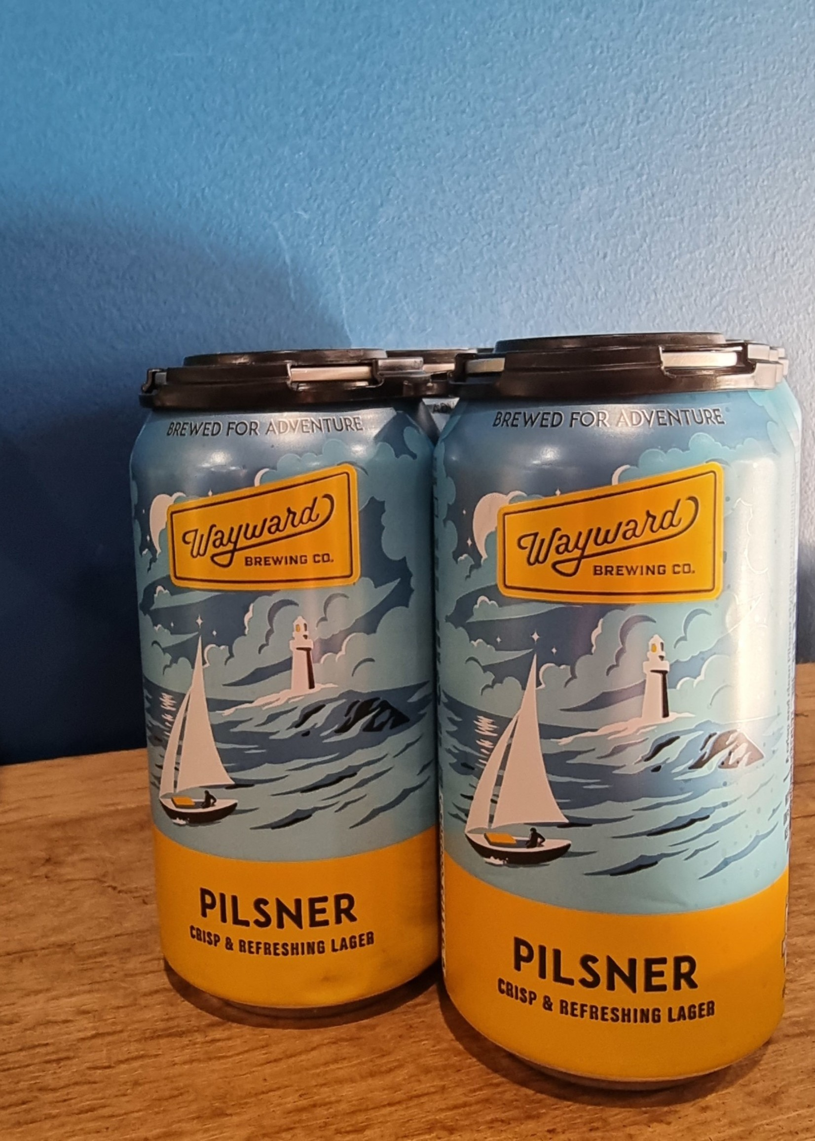 Wayward Wayward Pilsner