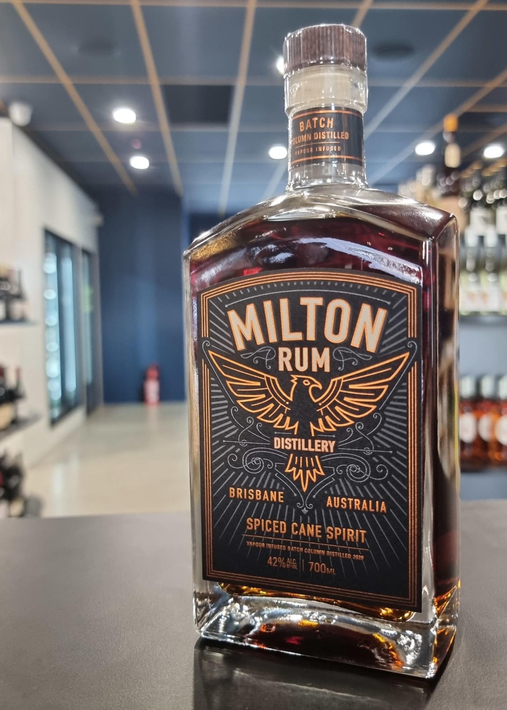 Milton Rum Milton Spiced Cane Spirit