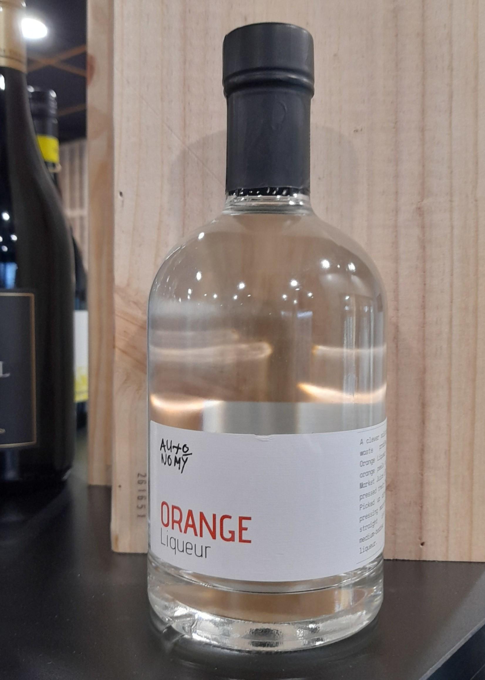 Autonomy Autonomy Orange Liqueur 500ml