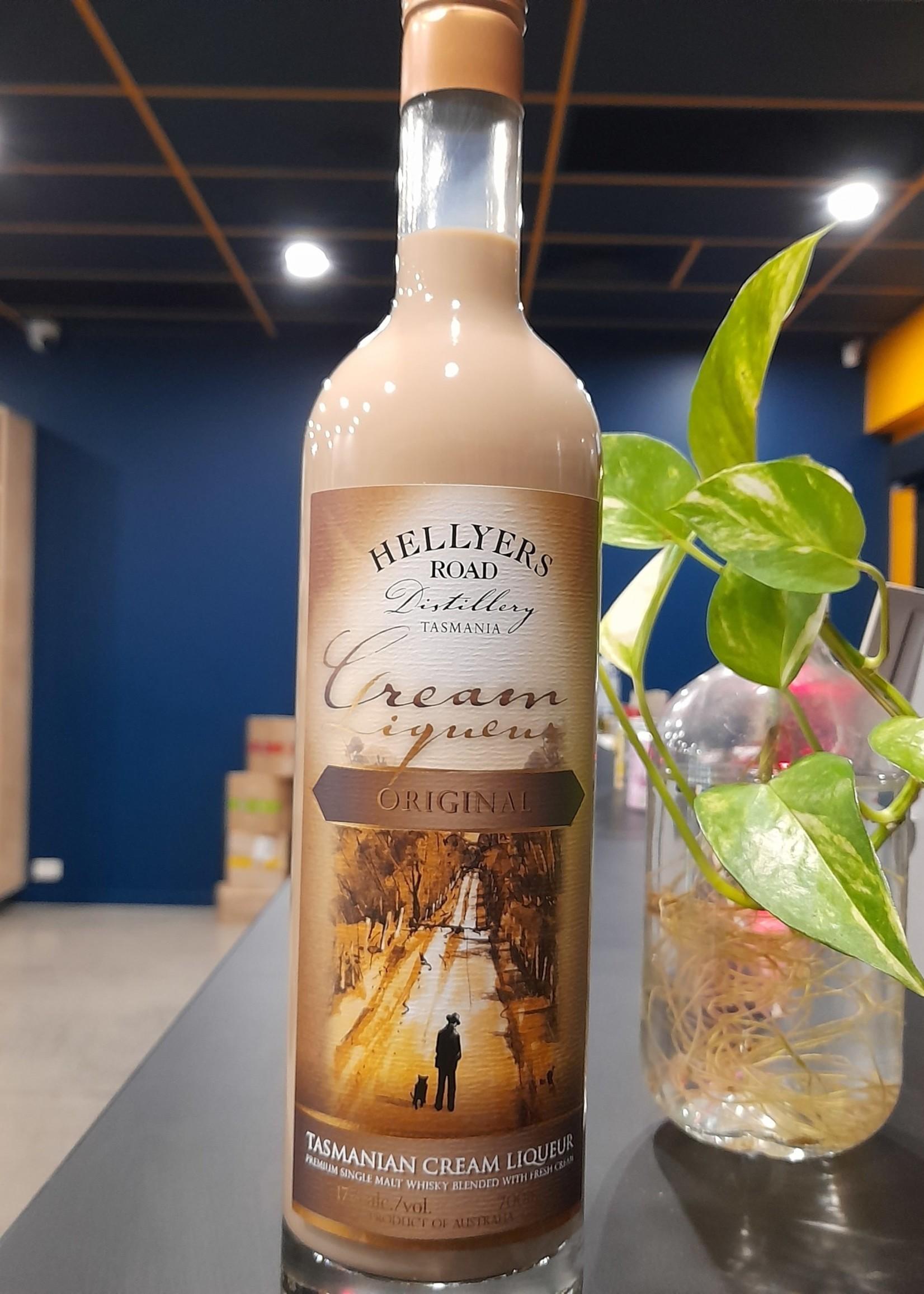 Hellyers Road Hellyers Road Original Whisky Cream Liqueur
