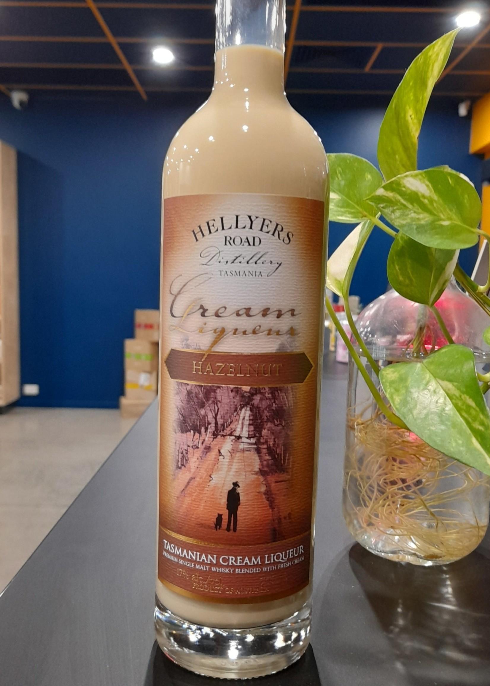 Hellyers Road Hellyers Road Hazelnut Whisky Cream Liqueur