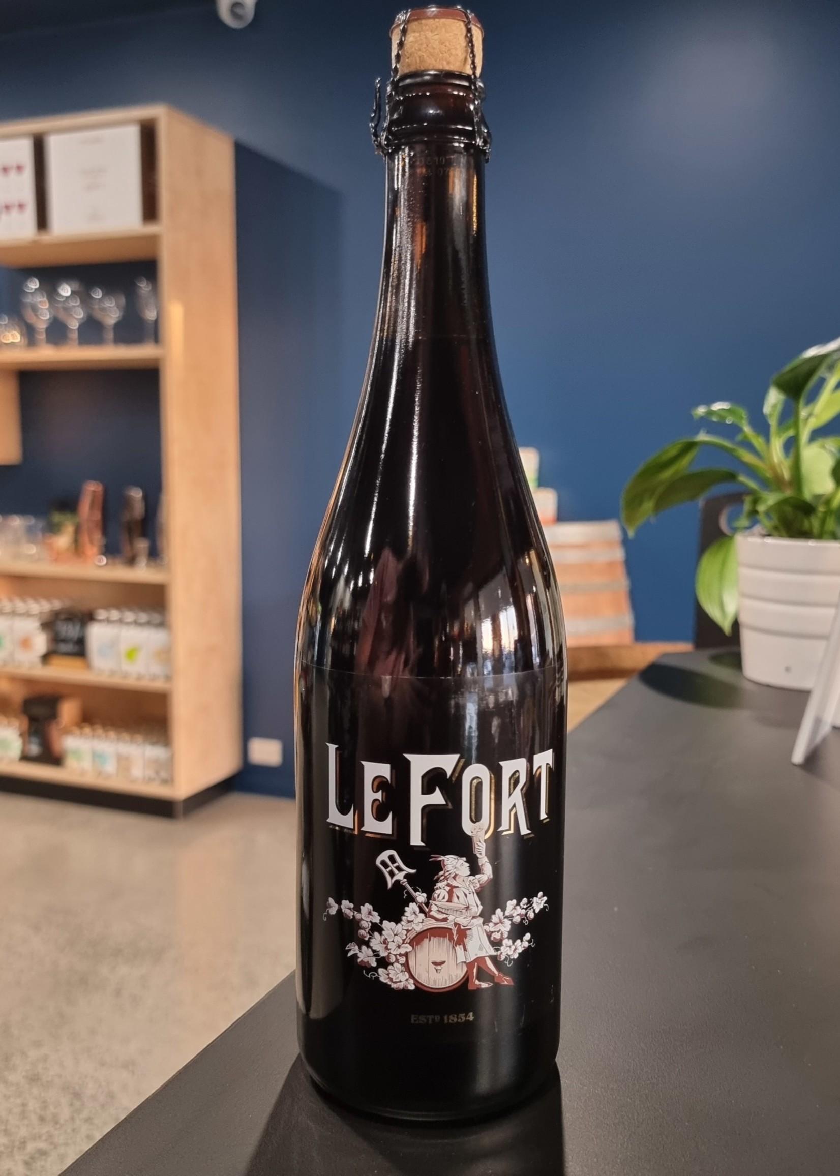 LeFort LeFort Quadrupel 750ml