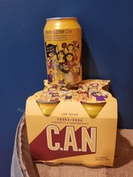 C.A.N C.A.N Pineapple Passionfruit 4 Pack