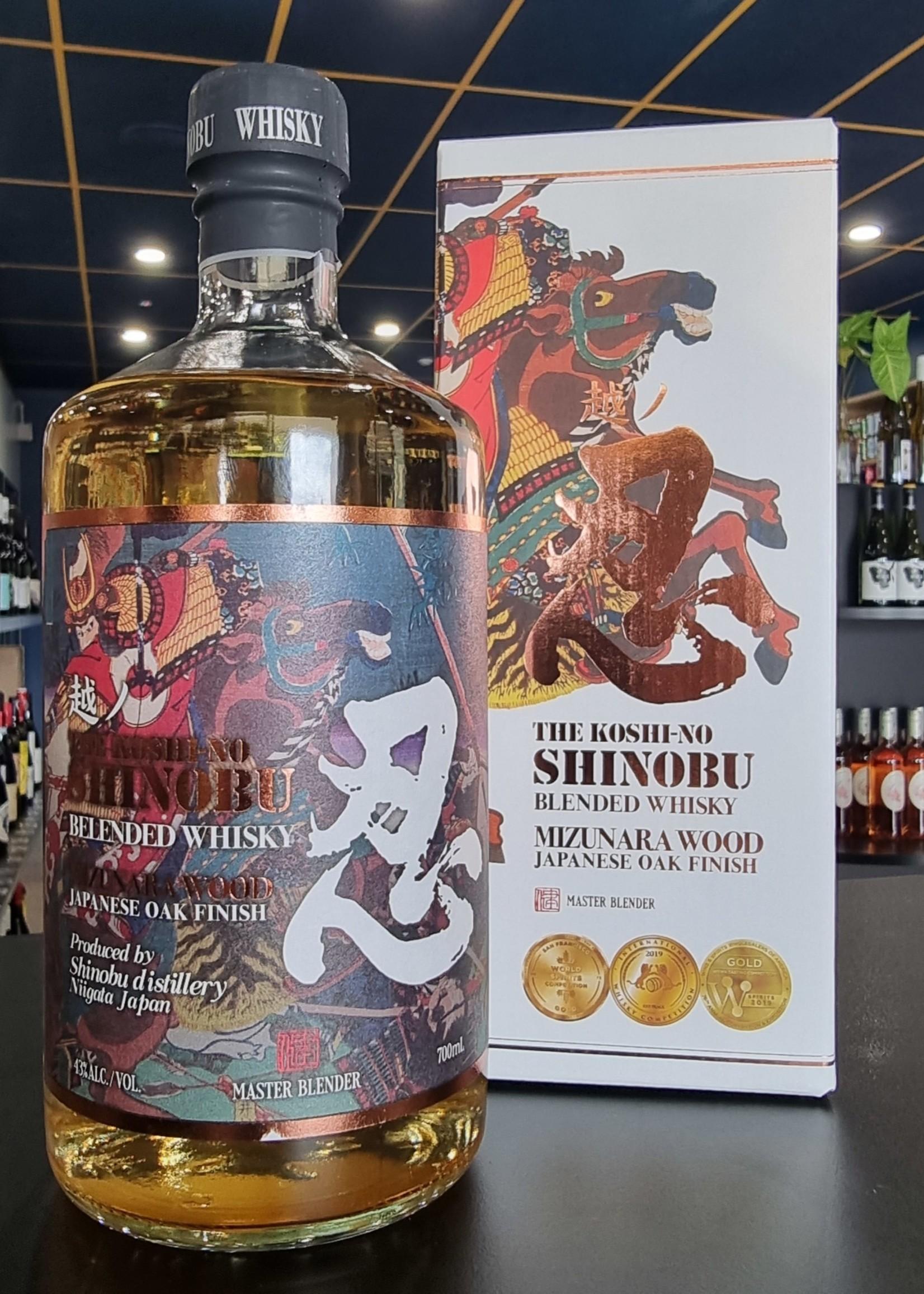 Shinobu Shinobu Koshino Blended Whiskey 700ml