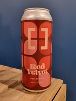 Working Title Brewing Red Velvet Red Rye Ale 500ml