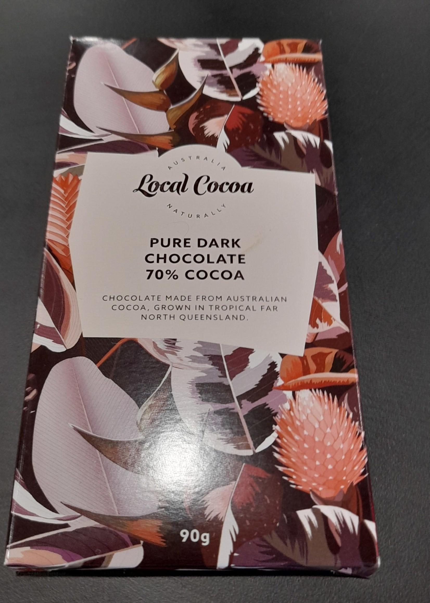Local Cocoa Local Cocoa Dark Chocolate 70%