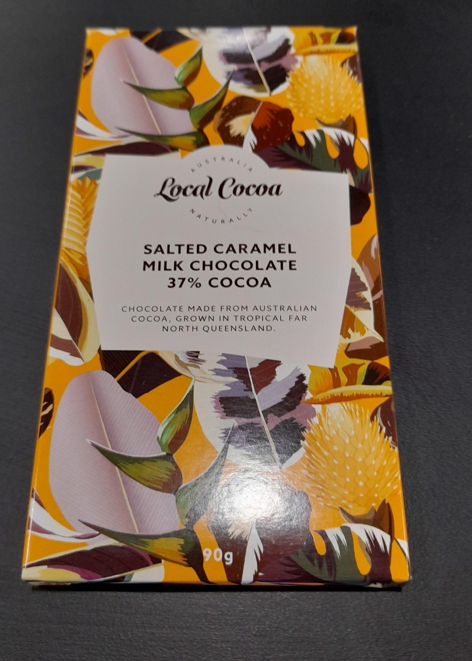 Local Cocoa Local Cocoa Salted Caramel Milk Chocolate 37%