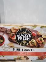 Mini Toasts 90g Packet