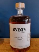 5Nines Distilling 5Nines Bourbon Cask Peated Single Malt