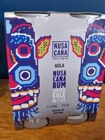 Nusa Cana Nusa Cana Spiced Kola 4pack