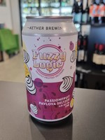 Aether 'Fuzzy Logic' Passionfruit Pavlova Seltzer single
