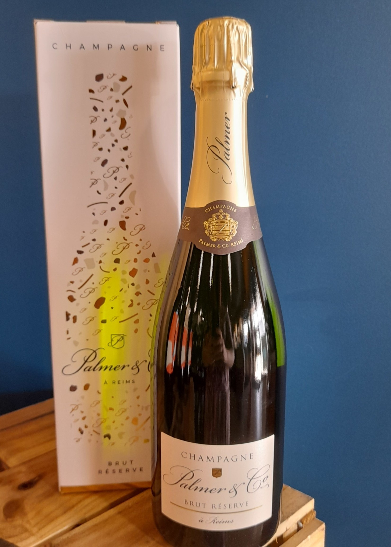 Palmer Champagne (Gift Boxed)