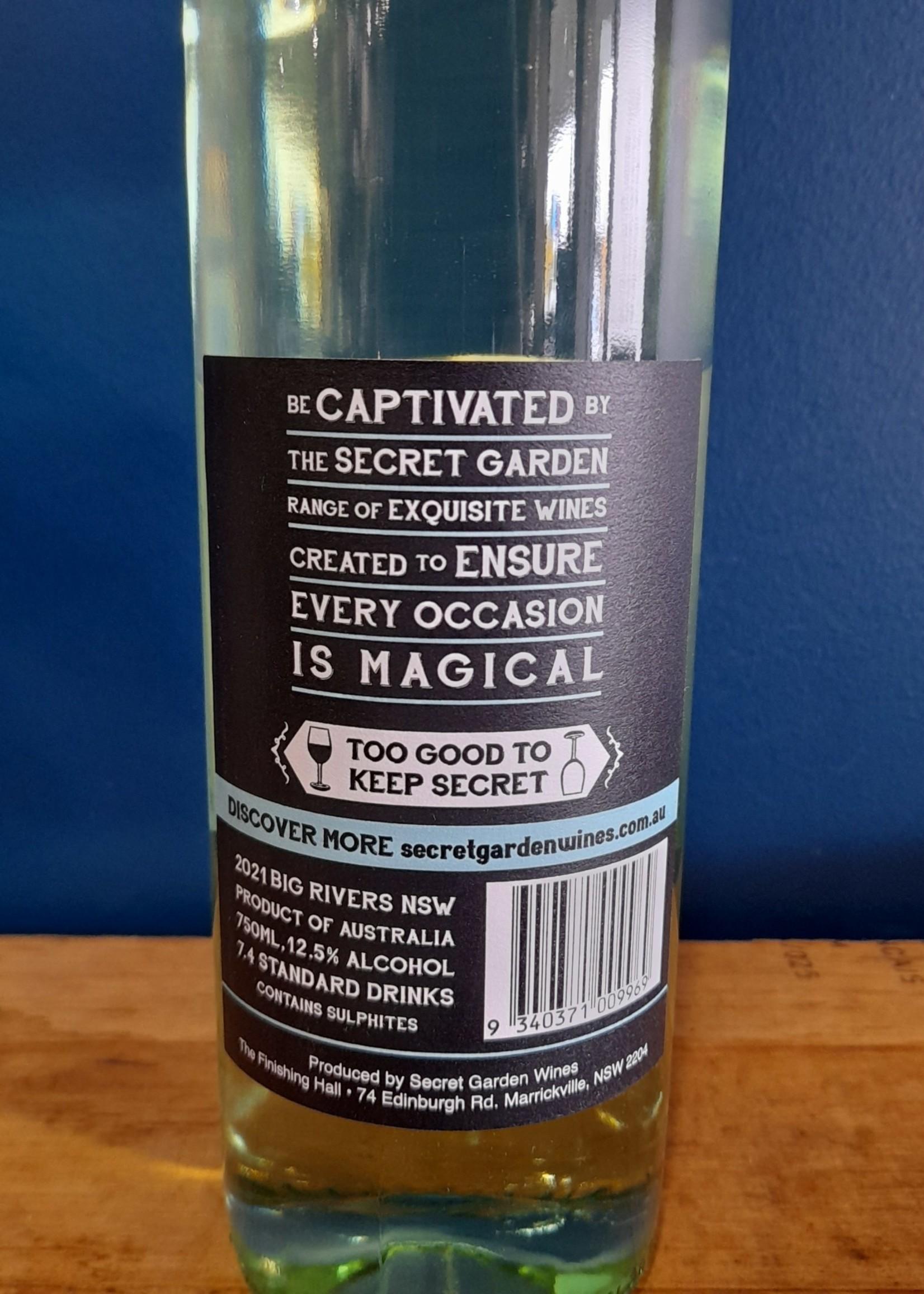 Secret Garden Secret Garden Semillion Sauvignon Blanc 2021