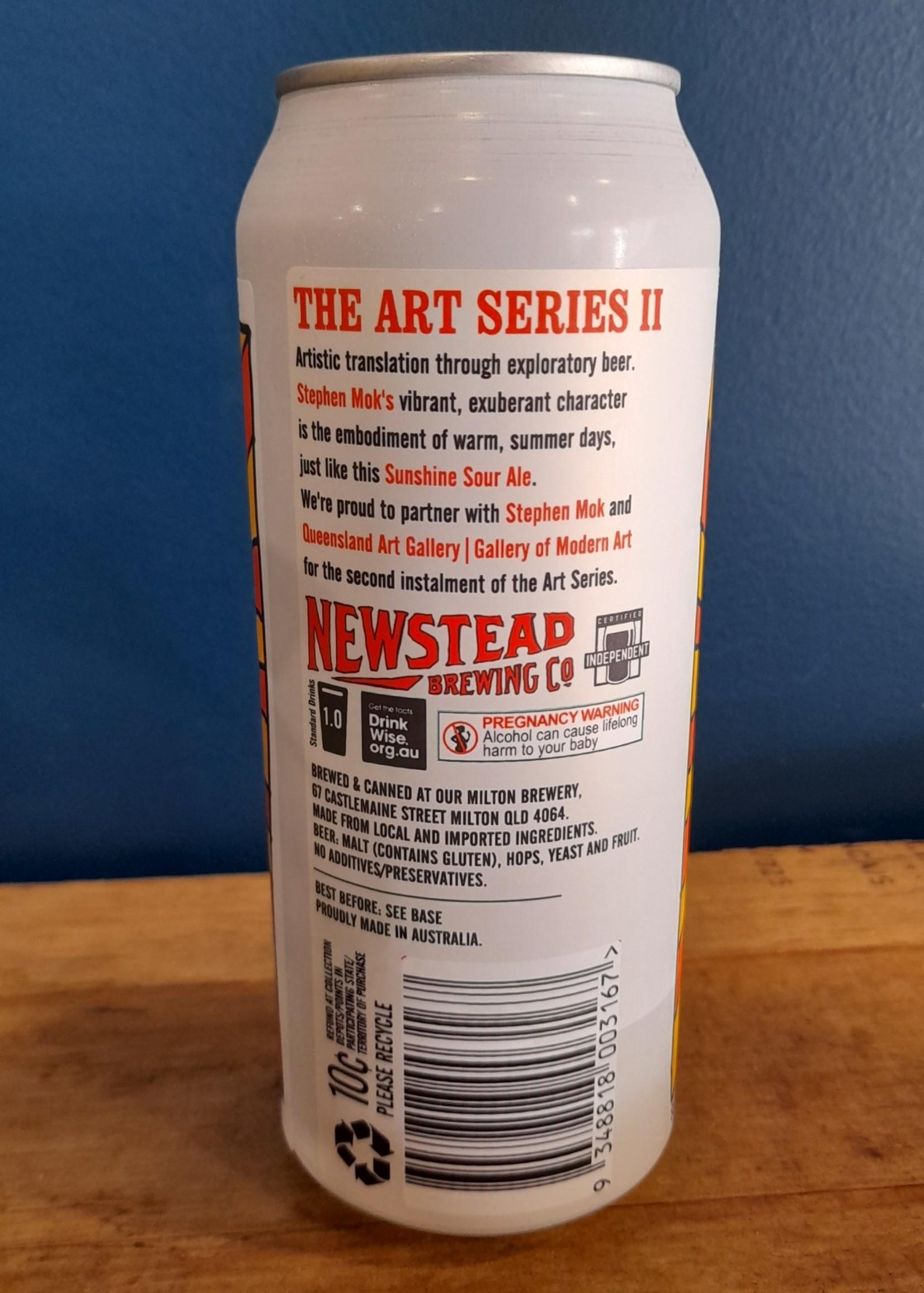 Newstead Brewing Co. Newstead Art Series II Sunshine Sour 500ml