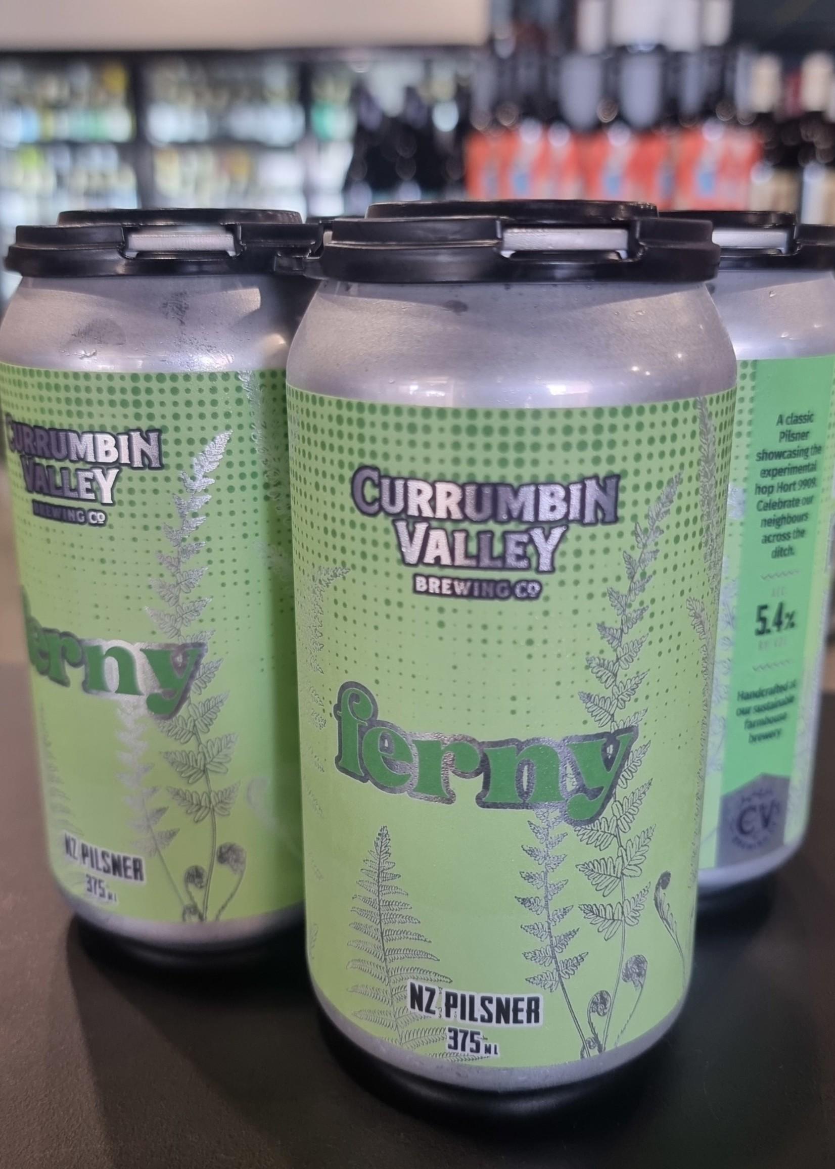 Currumbin Valley Currumbin Valley 'Ferny' 5.4% 4 Pack