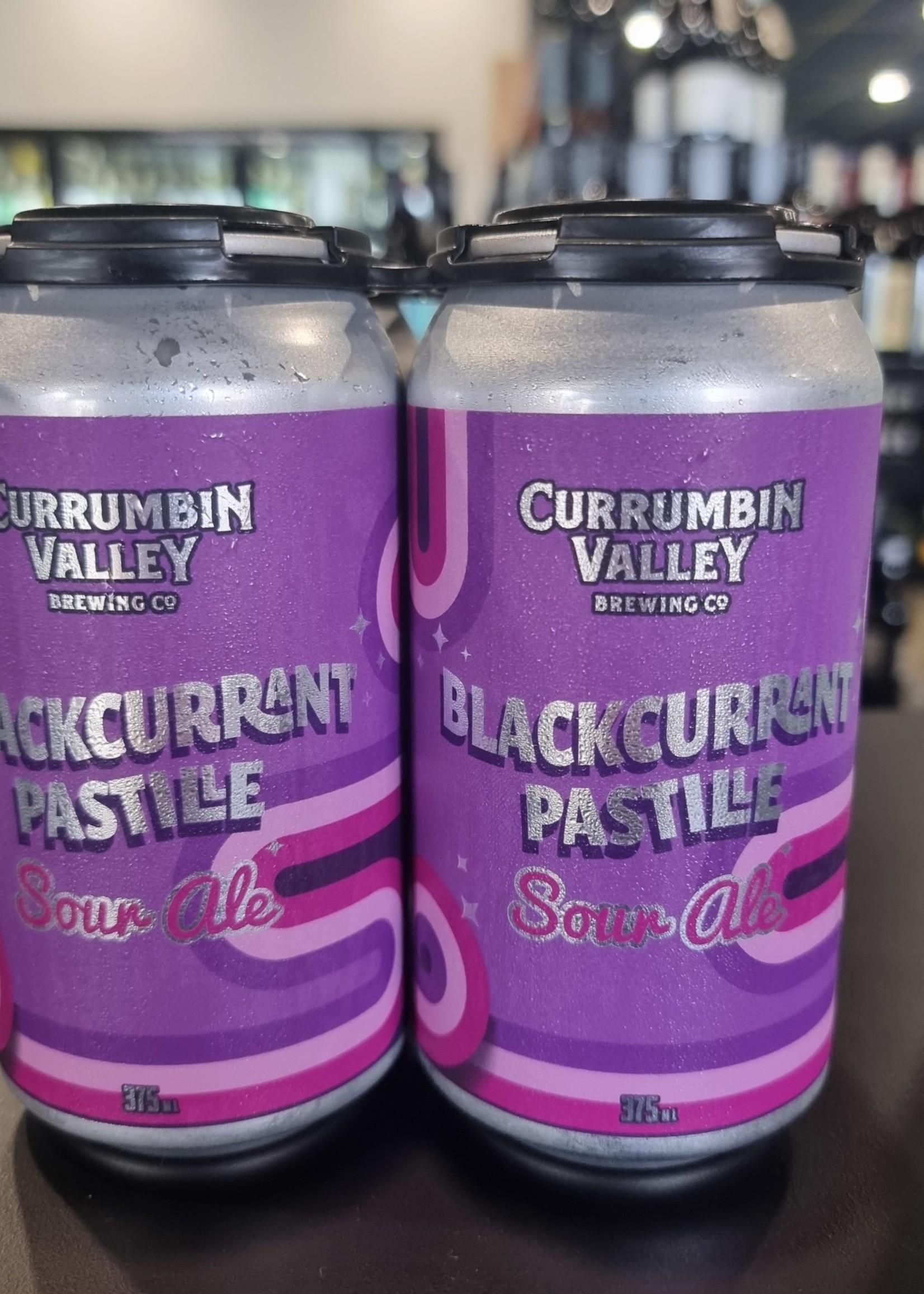 Currumbin Valley Currumbin Valley 'Blackcurrant Pastile' Sour Ale single