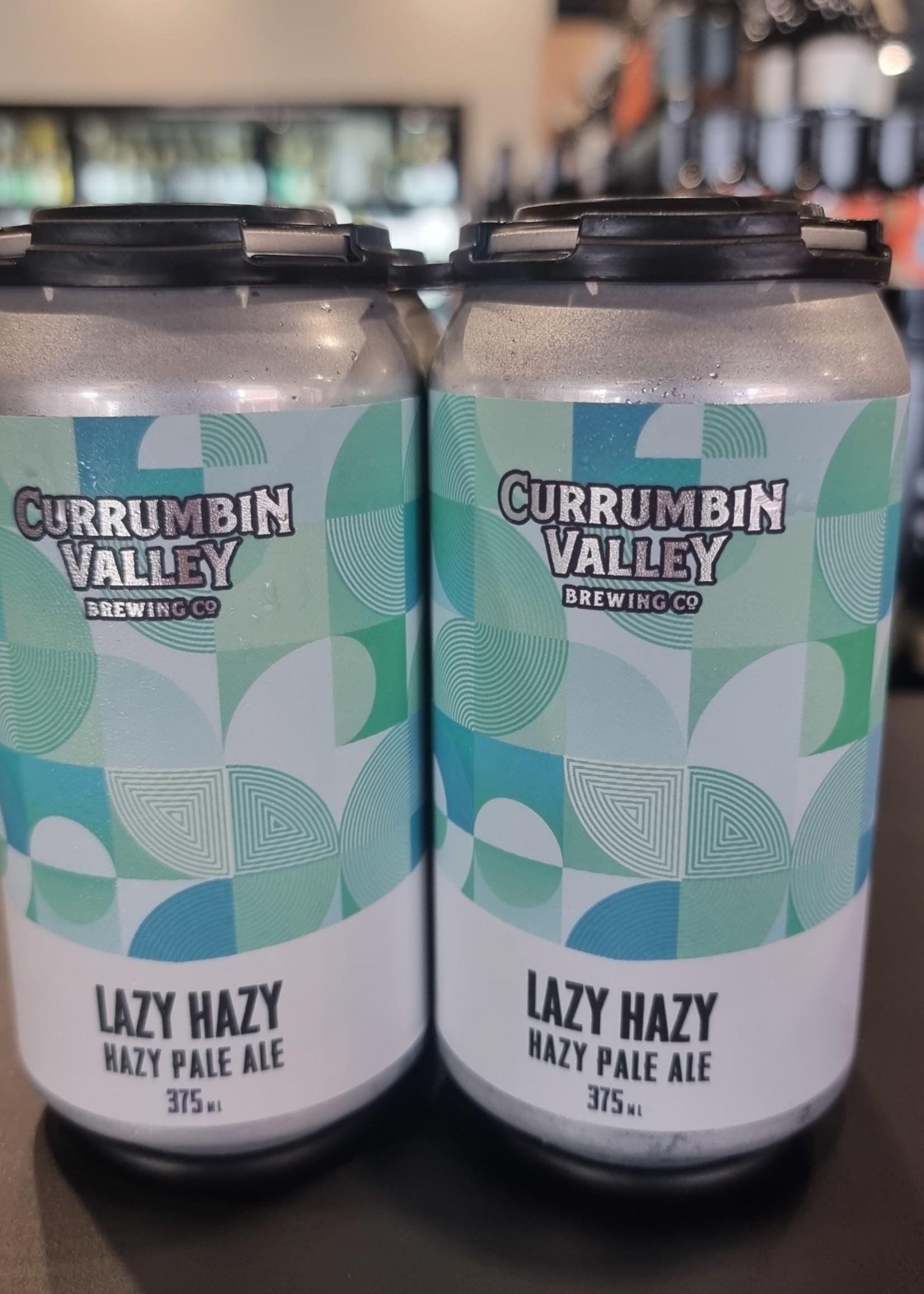 Currumbin Valley Currumbin Valley 'Lazy Hazy'  5.5% 4 Pack