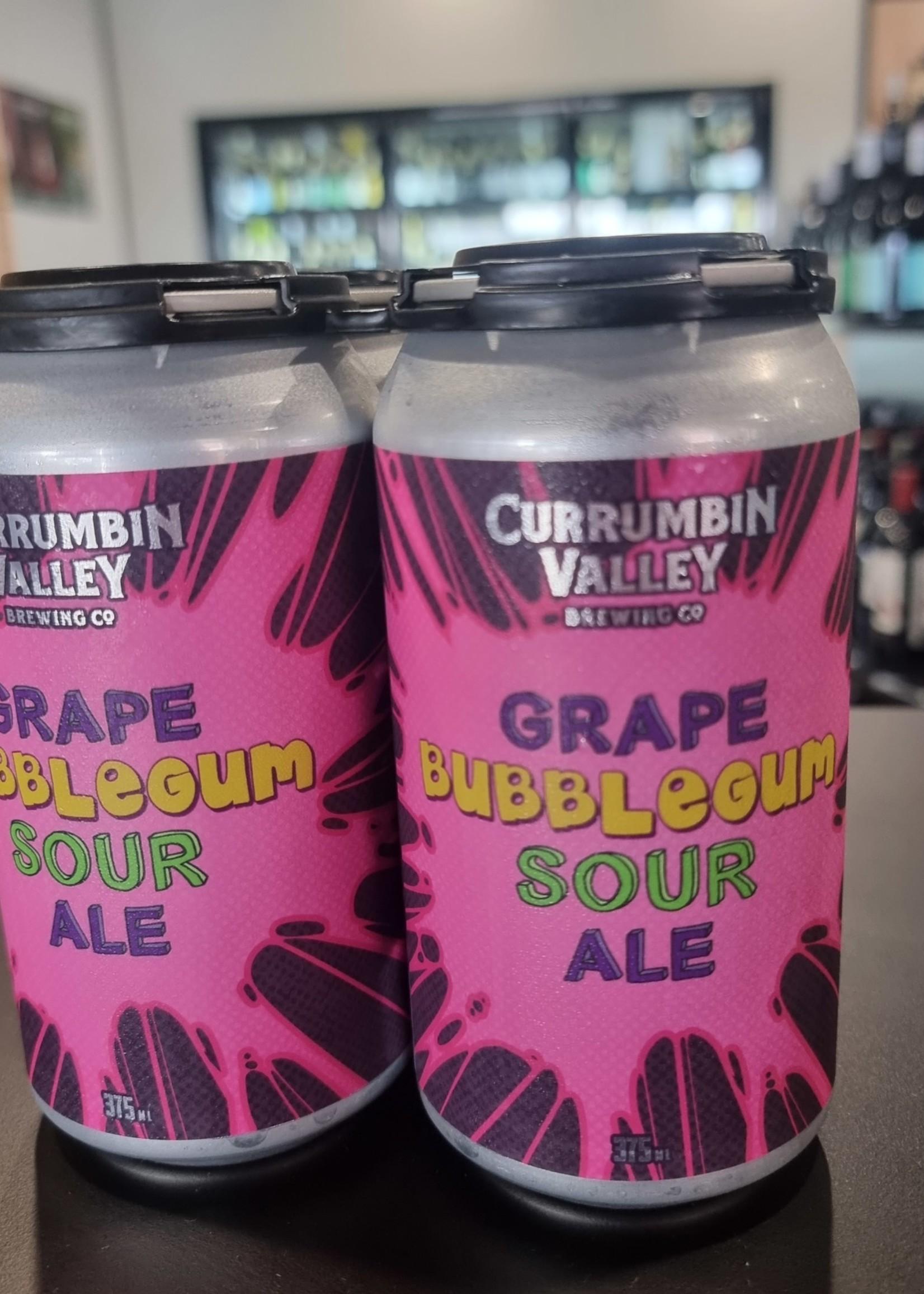 Currumbin Valley Currumbin Valley 'Grape Bubblegum' Sour Ale 5.2% 4 Pack
