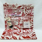 Birds and Flowers Toiletry Bag