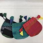 Bag Keepsake w/Drawstring Assorted Col Cotton