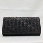 Craft Resource Centre Basket weave wallet