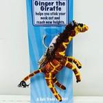 Ginger Giraffe Kamibashi Keychain, Thailand