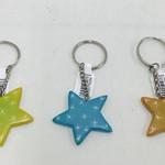 Kisii Shooting Star Keychain