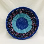 Shades of Blue Basket