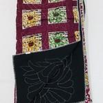 Autumn Sari Throw
