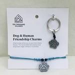 Matching Bracelet and Dog Tag Set