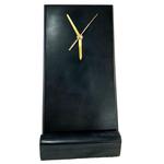 """Clock Natural Slate 6""""Wx15""""H, India"""