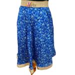 Upcycled Silk Skirt