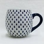 Rain Drop Ceramic Mug